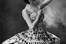 Ballet Historical / by Rowena Wheeldon