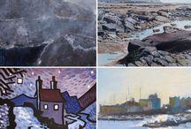 Mike Carter, Dai David, Karl Davies, Paul Weston: new work
