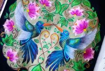 humming birds#secretgarden