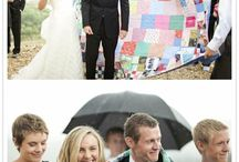 Weddings....not that I am doing it again but, hey...these are cute ideas / by Melissa Sampson