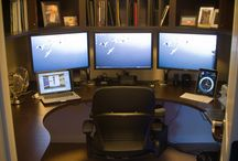 My Closet Office / ideas  / by Alexia