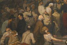JOHANNOT Alfred - Détails / +++ MORE DETAILS OF ARTWORKS : https://www.flickr.com/photos/144232185@N03/collections