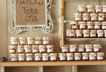 Wedding Idea Inspirations / Ideas we love for vintage, rustic , barn and outdoor weddings!