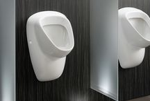 urinal partition walls