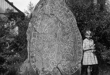 Stories in Stone: Runestones, Rock Engravings and Rupestral Art