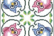 BISCORNU - Cross Stitch