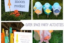 God's Blessings are OUT OF THIS WORLD! / Vacation Bible School ideas. 2015 / by Cindy Greenwood