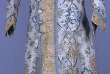1750-1790 men clothing
