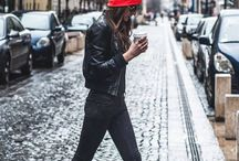 Travel inspo / Street style