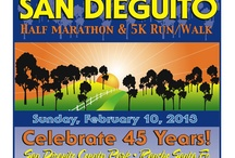 San Dieguito Half Marthon 2013 / It's my birthday!  I feel better and my 6th half marathon! 13.2 miles in  2:25:06 pace: 11:11 Age Group: 60 out 80 Overall: 954 out 1118