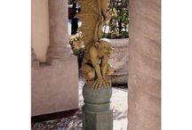 Garden - Garden Sculptures & Statues