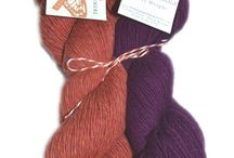 Knit Kits / 100% cashmere yarn knitting kits by Pepperberry Knits / by Pepperberry Knits