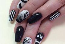 nails & DIY & hairstyle