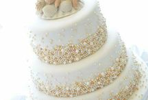 Mar wedding cake