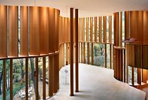 Architecture / wood / bars