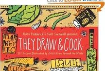 Cookbooks / by Knit Craze
