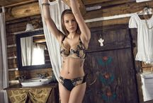 Amy - AW 2014 collection / Elegant Dalia lingerie. Modelka: Marta Wierzbicka