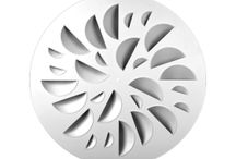Architectural Diffusers / Architecturally appealing ceiling diffusers by EffectiV HVAC