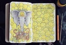Book y Dibujos *w* / Cuadernitos y pequeñas ideas de algunos dibujos 3: