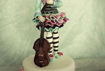 Toppers: figurines