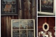 Barn Wedding / by Heather Hotta