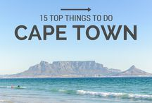 Cape Town / Cape Town Travel in South Africa
