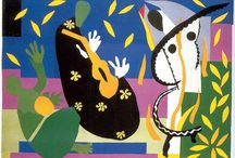Henri Matisse Jazz series