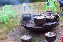 Backyard Cooking / by Adam Gomez