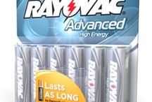 Rayovac Products / by Rayovac