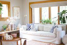 Arredamento living room
