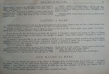 Guida Touring Club 1933 / #Bellariaigeamarina #gatteomare #Cesenatico tra i luoghi soggiorno sulla guida d'Italia Touring Club 1933