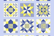 Quilts_____Blue & Yellow