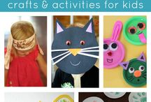 Craft ideas for Pets / These are extension activities for stories about pets.