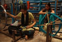 Pashm's people / These are the people who work with us, inspire us and drive us to do what we do! Meet our weavers....