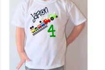 Personalized birthday kids shirts / Personalized birthday kids shirts, make their birthday even more special with one of our birthday shirts.