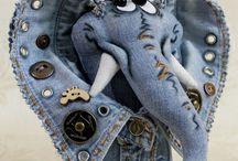 джинсовый мир