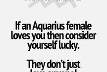 Aquarius Woman