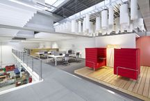RIEDEL offices / RIEDEL office spaces. More information about Riedel: http://www.riedel.net