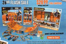 Toy Deals / by HEXBUG