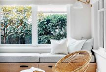 Window seat/nook
