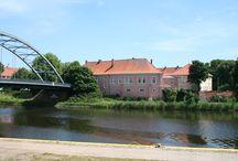 Grafschaft Hoya / Ursprünglich, abwechslungsreich, radlerfreundlich ..., das ist die Samtgemeinde Grafschaft Hoya, der geographische Mittelpunkt Niedersachsens