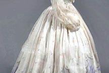 Abiti storici donna 1830/1900  / 1830/1900