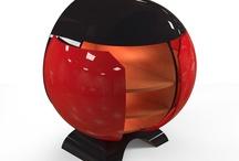 """Sculptures Utilitaires - Pierre Cardin / La collezione """"Sculptures Utilitaires"""" è composta dalla linea di mobili di design progettati dallo Studio Pierre Cardin a partire dagli anni '70 fino a oggi. Si tratta di vere e proprie sculture che sommano alla loro funzione decorativa anche quella dell'utilità / by Pierre Cardin Forme"""