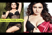 Neha Sharma Goes Wild