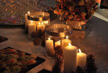 Mariage hivernal / Mariage hiver - Mariage hivernal - Table hivernal - décoration hivernal