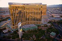 Mandalay Bay Hotel / The 2014 IRE headquarter hotel is the Mandalay Bay Resort and Casino