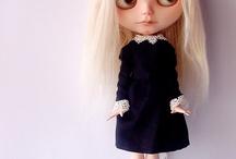 """My custom Blythe Doll """"Cecil"""" / by Naoko Yoshioka"""
