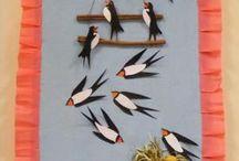 Tvoření v MŠ - ptáčci