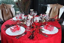 My X-Mas Table Decor / Christmas Table Decor