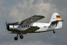 Historische propellervliegtuigen / Historische propellervliegtuigen